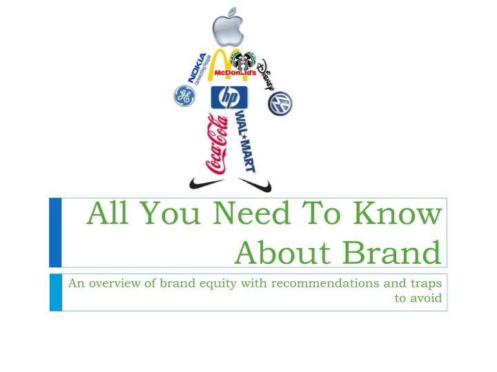 all you need to know about brand n.