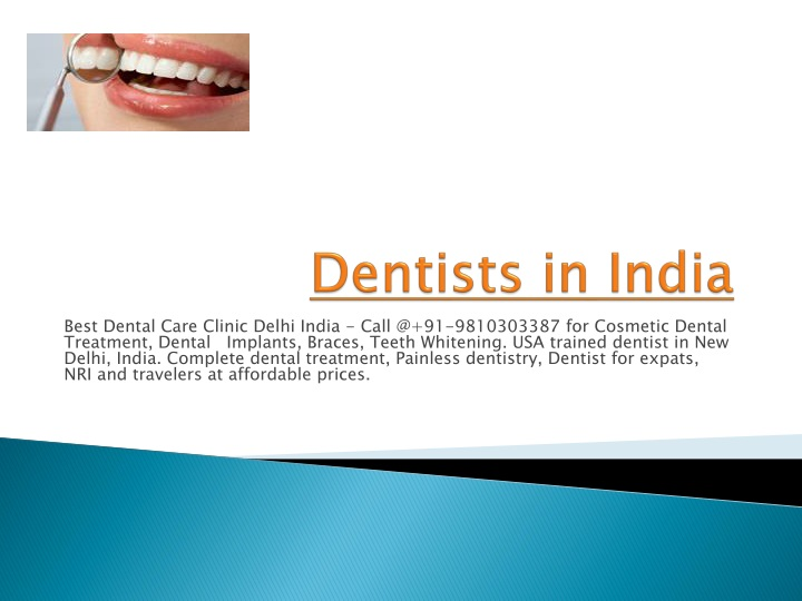 dentists in india n.