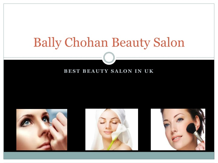 bally chohan beauty salon n.