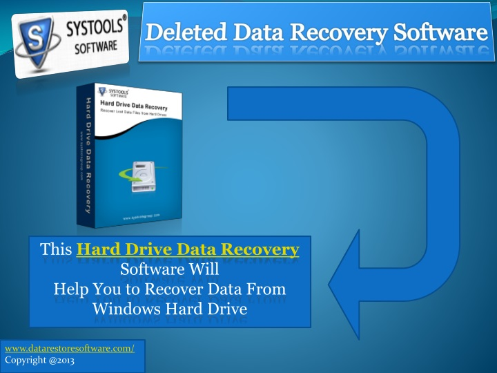 deleted data recovery software n.