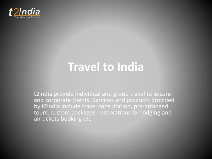 travel to india n.
