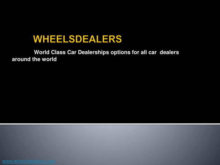 world class car dealerships options for all car dealers around the world n.