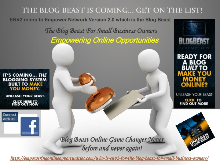 the blog beast for small business owners n.
