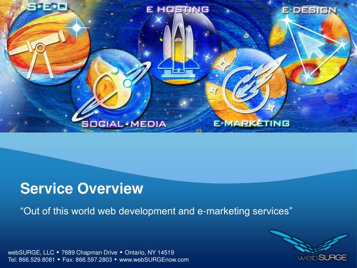 service overview n.