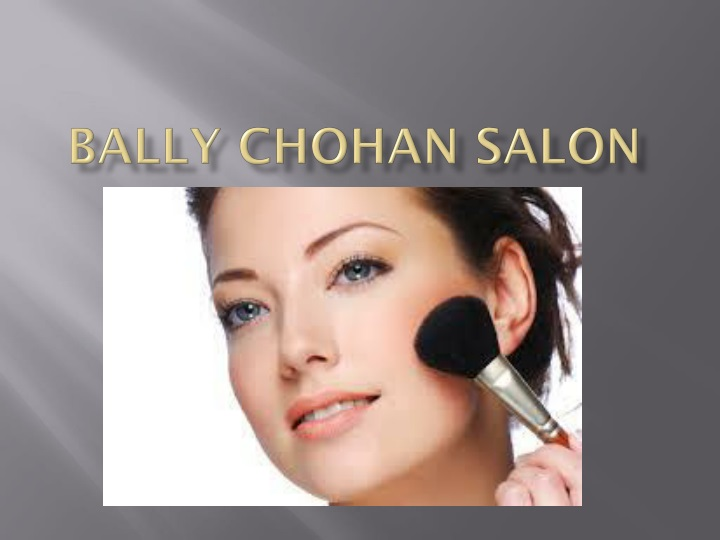 bally chohan salon n.