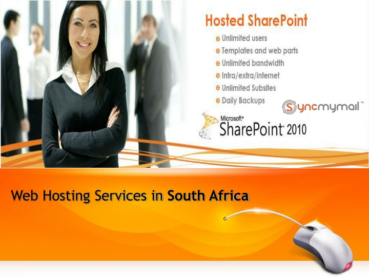 web hosting services in south africa n.
