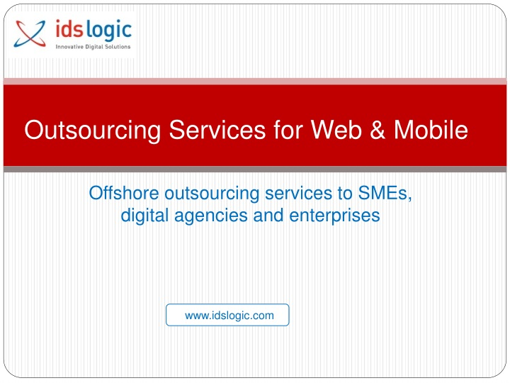 outsourcing services for web mobile n.