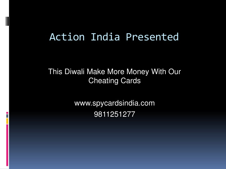 action india presented n.