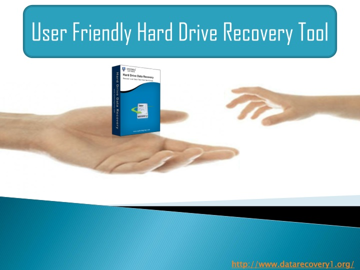 user friendly hard drive recovery tool n.