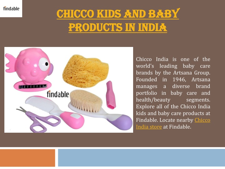 chicco kids and baby products in india n.