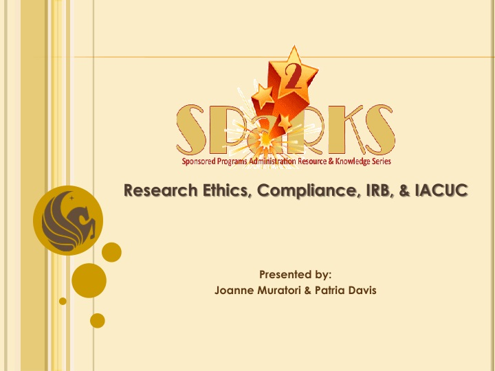 research ethics compliance irb iacuc presented n.