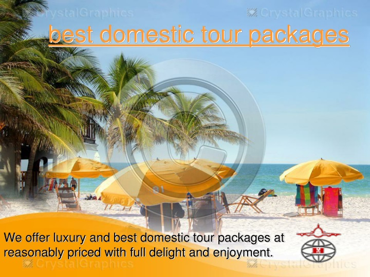 best domestic tour packages n.