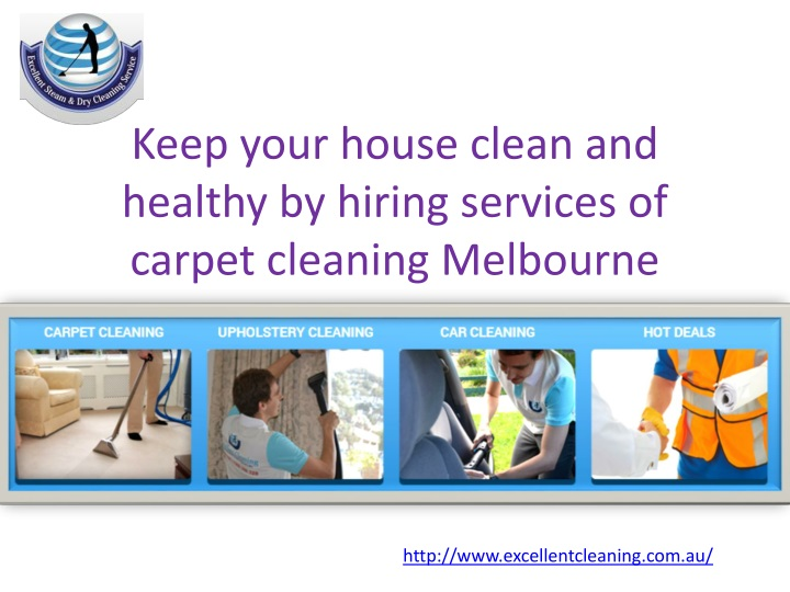 keep your house clean and healthy by hiring services of carpet cleaning melbourne n.