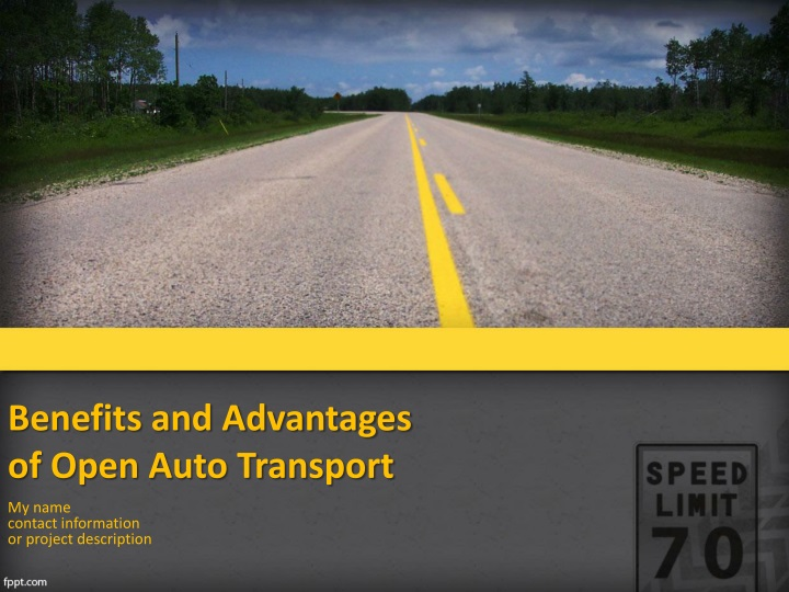 benefits and advantages of open auto transport n.