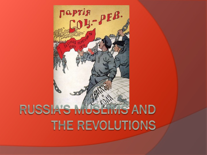 russia s muslims and the revolutions n.