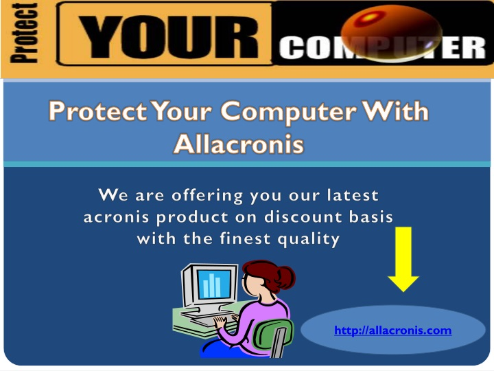 protect your computer with allacronis n.