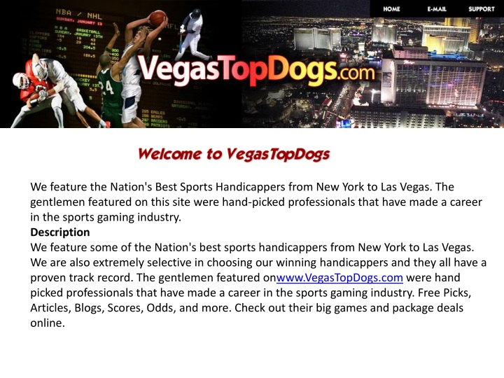 we feature the nation s best sports handicappers n.
