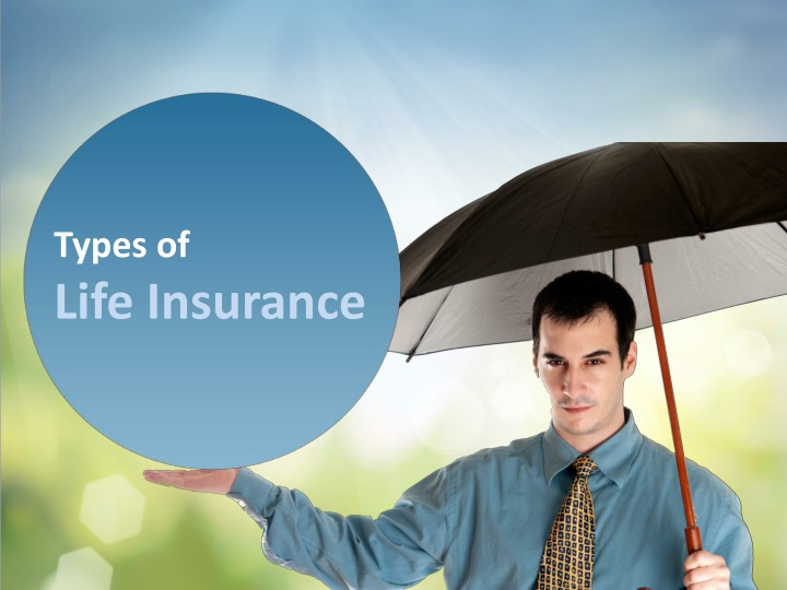 types of life insurance n.
