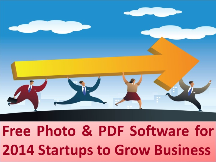 free photo pdf software for 2014 startups to grow business n.