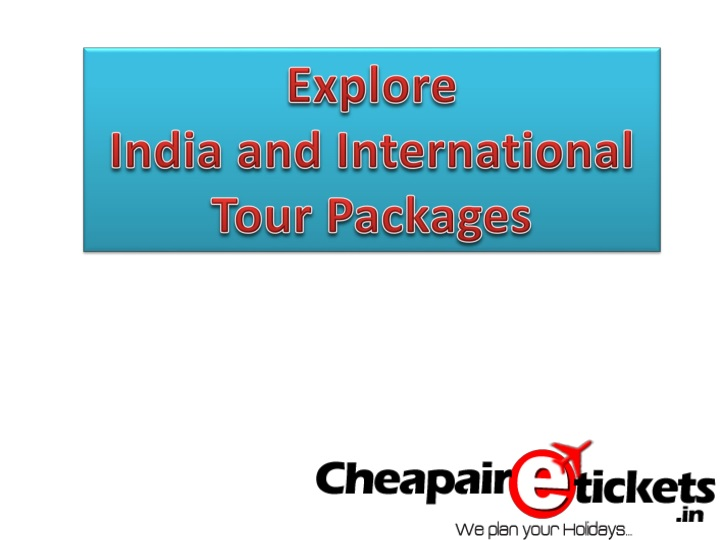 explore india and international tour packages n.
