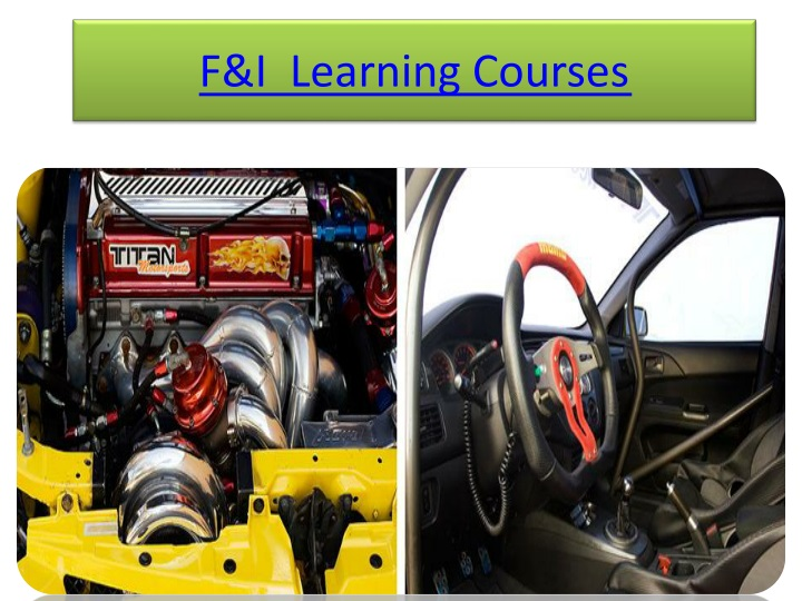 f i learning courses n.