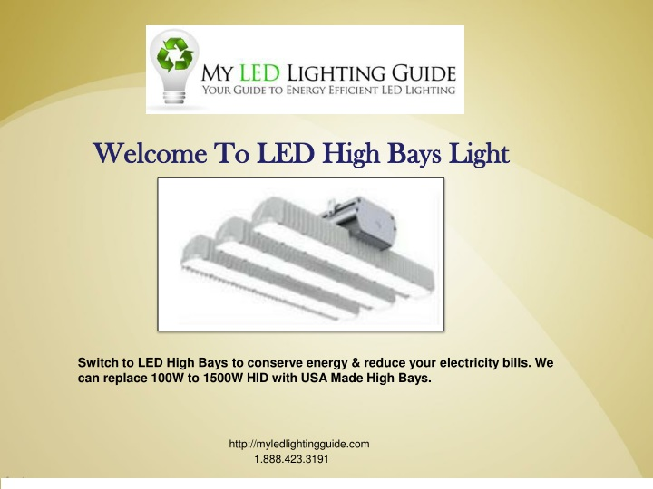 welcome to led high bays light n.