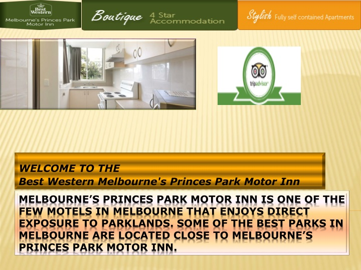 welcome to the best western melbourne s princes park motor inn n.