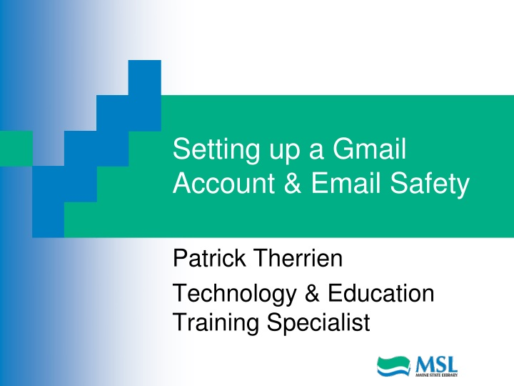 setting up a gmail account email safety n.