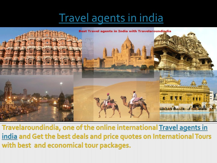 travel agents in india n.