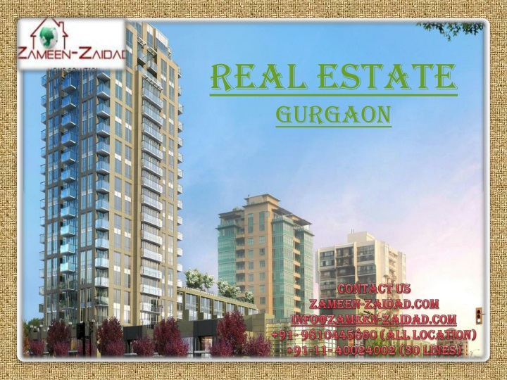 real estate gurgaon n.
