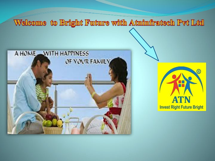 welcome to bright future with atninfratech pvt ltd n.