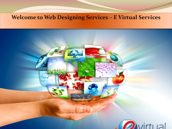 welcome to web designing services e virtual n.