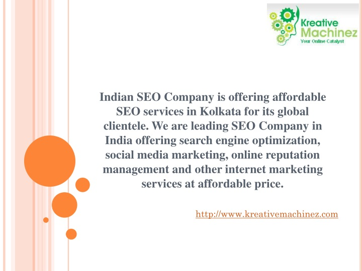 indian seo company is offering affordable n.
