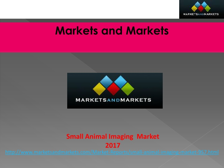 markets and markets n.