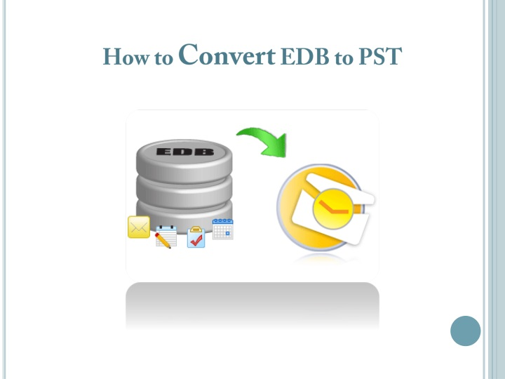 how to convert edb to pst n.