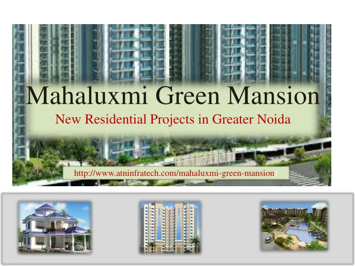 mahaluxmi green mansion new residential projects n.
