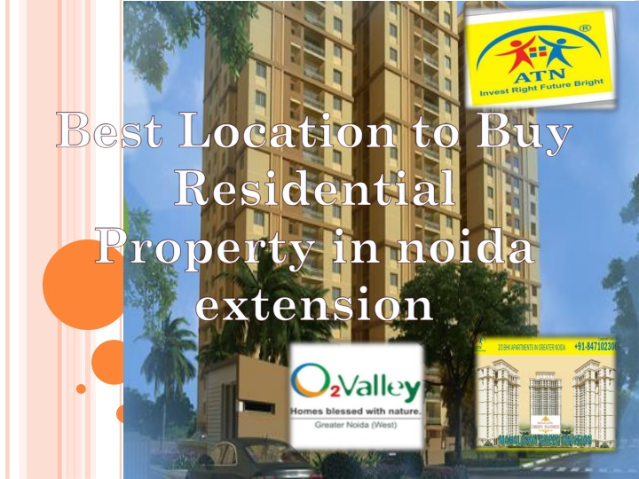 best location to buy residential property n.