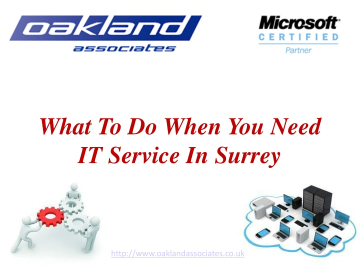 what to do when you need it service in surrey n.