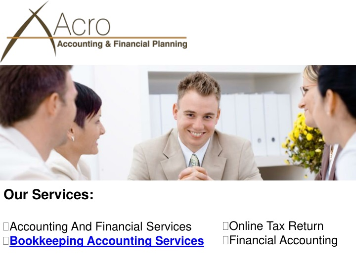 our services accounting and financial services n.