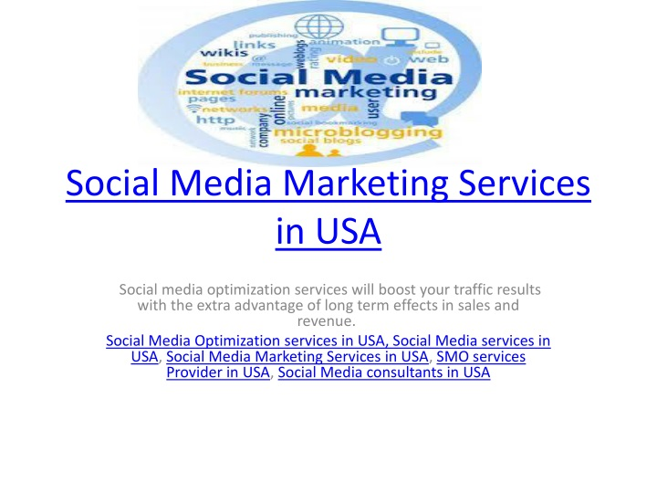 social media marketing services in usa n.