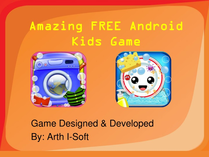 amazing free android kids game n.