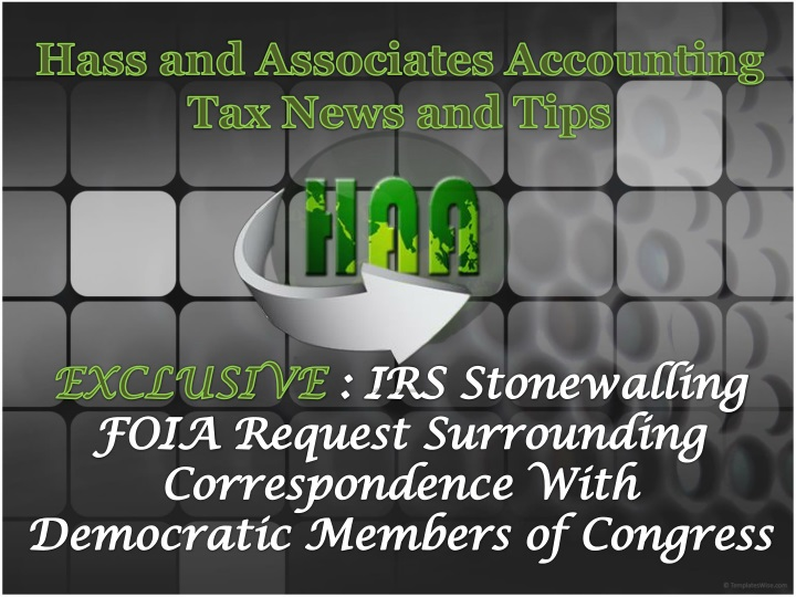 hass and associates accounting tax news and tips n.