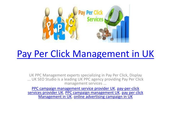 pay per click management in uk n.