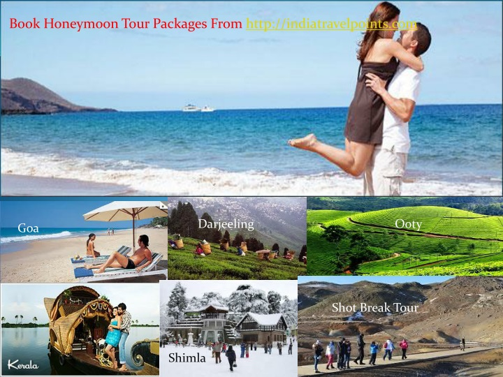 book honeymoon tour packages from http n.