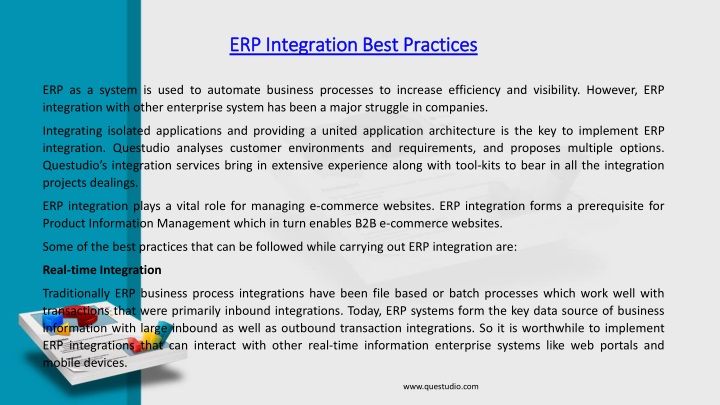 erp integration best practices erp as a system n.