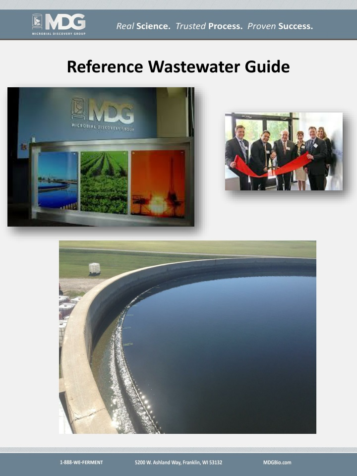 reference wastewater guide n.