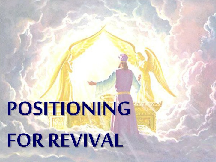 positioning for revival n.