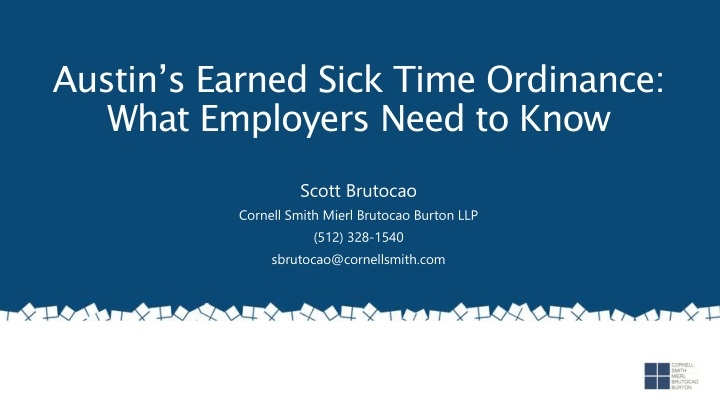 austin s earned sick time ordinance what employers need to know n.