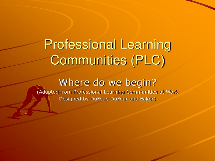 professional learning communities plc n.