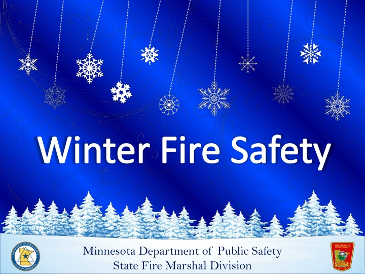 winter fire safety n.